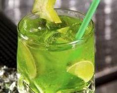 Tequila silver bullet http://www.cuisineaz.com/recettes/tequila-silver-bullet-64760.aspx