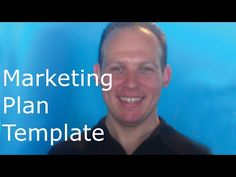 Marketing plan template. Try my apps as a guide & template #marketing
