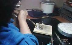 ESCartists 2015 - Shalini Austin: Artisan jeweller & metal-smith based in