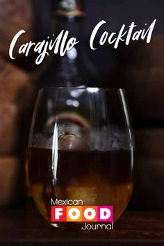 A Carajillo is an easy to prepare Mexican cocktail served as an after-dinner digestif or as a dessert course. Although originally from Spain, the carajillo has become an integral part of restaurant culture in Mexico particularly in Mexico City. #MexicanFoodJournal #MexicanRecipe #MexicanFood Coffee Drink Recipes, Coffee Cocktails, Fun Cocktails, Mexican Cocktails, After Dinner Drinks, Best Cocktail Recipes, Aromatic Herbs, Food Journal, Alcohol Recipes