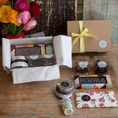 Pack del Día de la Madre de Utopick Chocolates