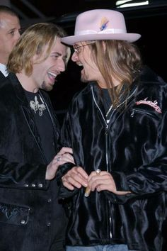 Kid and Chad Kroeger