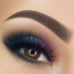 What long eyelashes! Makeup - Eye Make Up ♥ Perfume . - What long eyelashes! make up – Eye Make Up ♥ Parfum. Smokey Eyeshadow, Smokey Eye Makeup, Eyeshadow Makeup, Eyeshadow Palette, Makeup Brushes, Makeup Remover, Eyeshadow Brushes, Plum Eye Makeup, Galaxy Eyeshadow