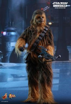Hot Toys : Star Wars: The Force Awakens - Chewbacca 1/6th scale Collectible Figure