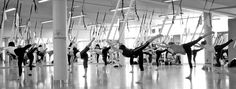 Australia's 'Flight Skool', offers up to 30 spaces for AntiGravity® Aerial Yoga!