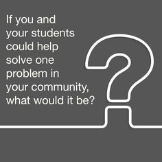 Need a meaningful class project? Try the Samsung Solve For Tomorrow Challenge & get support! Grades 6-12