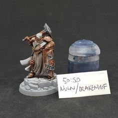 Painting guide – Stormcast Sequitors. | The 2Ps Podcast Warhammer Paint, Warhammer 40000, Screaming Skull, Medieval, Stormcast Eternals, Pauldron, Warhammer 40k Miniatures, Metal Trim, Dry Brushing