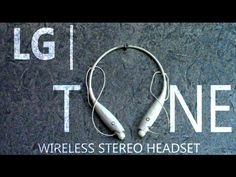 LG Tone 45 Hbs  730 Review: hands on.
