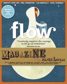Flow is a magazine for paper lovers. We are all about positive psychology, crafting, mindfulness, and not being perfect. Flow helps readers to reflect in various ways on their busy yet happy lives. Drawing Course, Uk Magazines, Positive Psychology, Breath In Breath Out, Drawing Lessons, Ex Libris, Happy Life, How Are You Feeling, Mindfulness