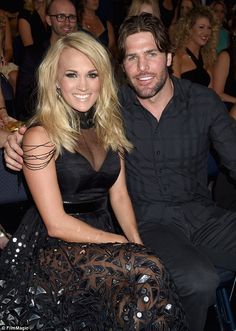 First year as a family: Country superstar Carrie Underwood can barely wait to introduce al...