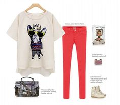 #Cotton Top #T-shirt