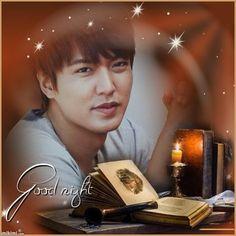 sleep well Min Ho <3