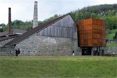 Musée du sel de Salins-les-Bains, Salins-les-Bains, 2012
