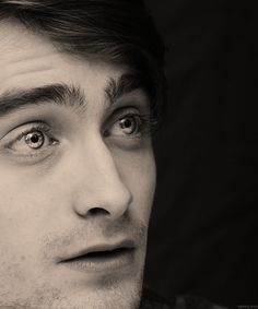 can he be more attractive  <3 Daniel Radcliffe