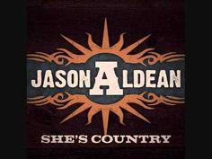 Jason Aldean - She's Country ft Finesse (Rap Remix)