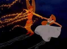 Let me be your wings. I love Thumbelina despite the fact she fell in love on the first date
