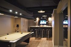 basement ceiling speakers