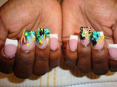 #nails #nail_art #manicure #acrylics