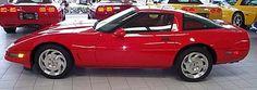 1996 Chevrolet Corvette C4, Cars, Vehicles, Autos, Car, Car, Automobile, Vehicle, Trucks