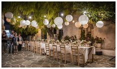 Maria and Matt got married on the beautiful island of Folegandros. The ceremony took place at a wonderful church with a magnificent view and the cocktail at the veranda of a hotel. The party that…
