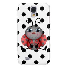 Lady Bug Samsung Galaxys4 Barely there case Samsung Galaxy S4 Covers