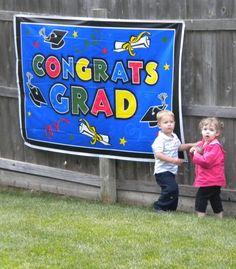 graduation party ideas decorations