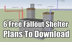 6 Free Fallout Shelter Plans To Download.