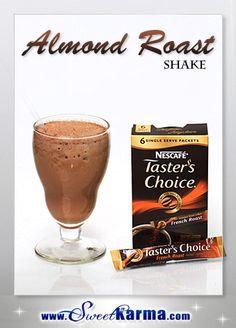 Body By Vi 90 Day Challenge Recipes Visalus Shake, Tasters Choice, Coffee Shake, Bad Room Ideas, Body By Vi, 90 Day Challenge, Roasted Almonds, Nescafe, Weight Loss Shakes
