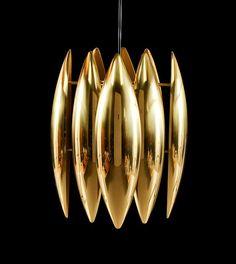 """just-good-design: """" Jo Hammerborg (Denmark) pendant, model Kastor By Fog &…"""