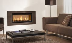 The Dru Global 90 Conventional Flue Gas Fire just might be the ideal fireplace for your home. It can be easily installed into a standard chimney opening, without any need for flue pipes or chimney liners. Stove Fireplace, Cozy Fireplace, Best Living Room Design, Living Room Designs, Glass Fronted Gas Fire, Wall Gas Fires, Contemporary Gas Fires, Flueless Gas Fires, Wood Burner