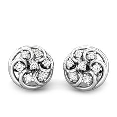 The Windcham Diamond Earring