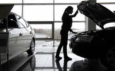 The rate of decline of the car market in Russia has slowed sharply