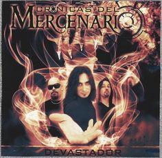 CRONICAS DEL MERCENARIO /Heavy/Progressive Metal - Hammer World