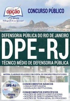 Apostila Preparatoria Concurso Defensoria Publica Do Estado Do Rio