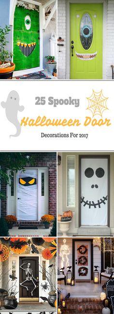 188 Best Halloween Door Decorations Images Classroom Decor