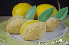 Limoni dolci crema di limoncello - In cucina con Zia Ralù