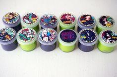 12x Suicide Squad Mini Party Favor  Slime Putty Flarp  | eBay