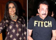 For Vidya Balan, Sanjay Dutt will remain first superstar