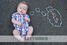 """could change the word to """"mama milk"""" #bfing baby photo idea"""