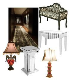 """""""Lobby Style"""" by serendipityhome on Polyvore featuring interior, interiors, interior design, home, home decor and interior decorating"""