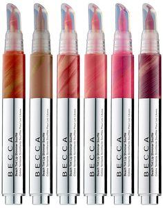 Beach Tint Lip Shimmer Souffle