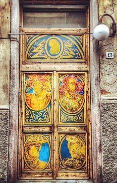 Beautiful Door ~ La Spezia, Liguria, Italy