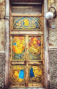 Beautiful Door ~ La Spezia, Liguria, Italy