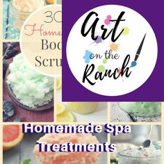 Homemade Spa Treatments, How To Make