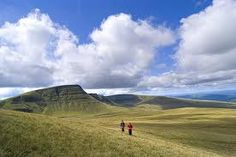 Brecon Beacons Brecon Beacons, Farm Wedding, Wales, Monument Valley, Barn, Mountains, Fathers, Travel, Beautiful