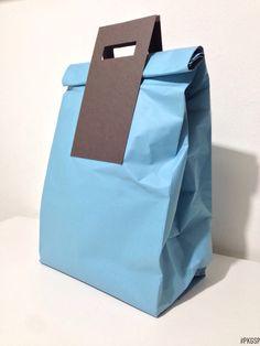 SACCONE™ | Azzurro #PKGSP | Packaging specialist  Please visit our blog @ packagingspecialist.eu/blog Salad Packaging, Food Packaging Design, Paper Packaging, Coffee Packaging, Brand Packaging, Shopping Bag Design, Paper Carrier Bags, Paper Bag Design, Coffee Logo
