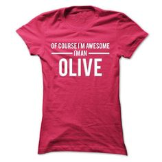 Team Olive - Limited Edition - #gift for guys #bestfriend gift. ORDER NOW => https://www.sunfrog.com/Names/Team-Olive--Limited-Edition-wxkegwrfcu-Ladies.html?68278