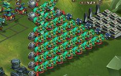 Wiele turbin :) Podejrzane na Gamedesire :) #astropolis