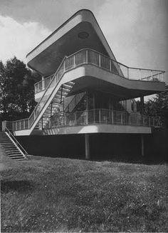 Schminke House, 1933