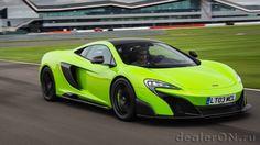 McLaren 675LT Longtail / Макларен 675LT Лонгтейл